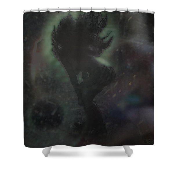 Beautifull Soul Shower Curtain