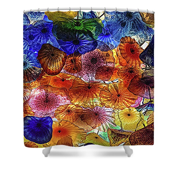 Beauty All Around Us Shower Curtain