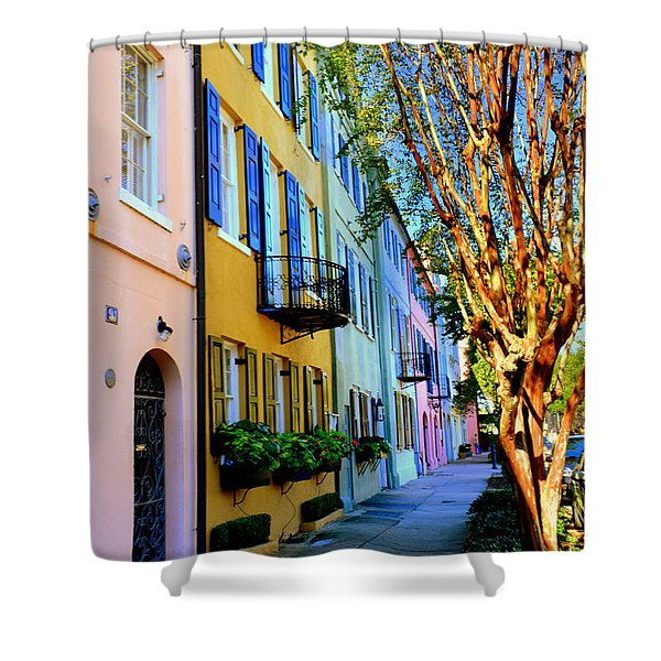 Beauty In Colors Shower Curtain