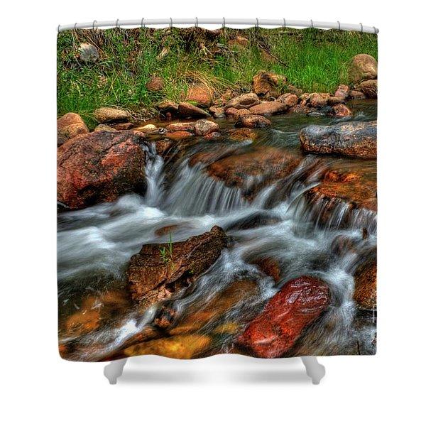 Beaver Creek Shower Curtain