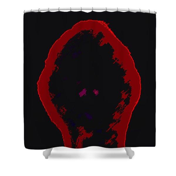 Beavis Shower Curtain