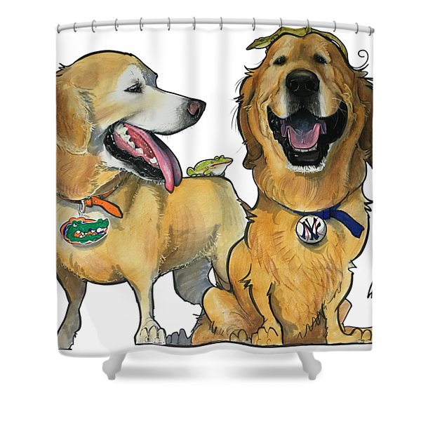 Beer 3924 Shower Curtain