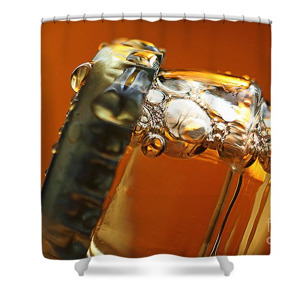 Beer Top Shower Curtain