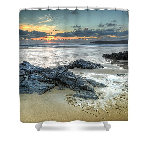 Before The Dusk Shower Curtain
