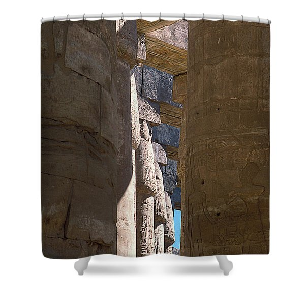 Belief In The Hereafter IIi Shower Curtain
