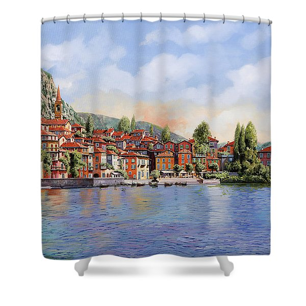 Bellagio A Colori Shower Curtain
