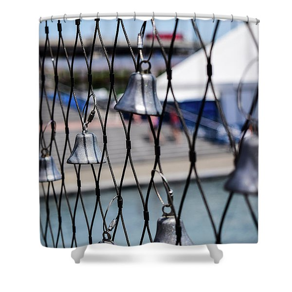 Bells Of Hope Shower Curtain