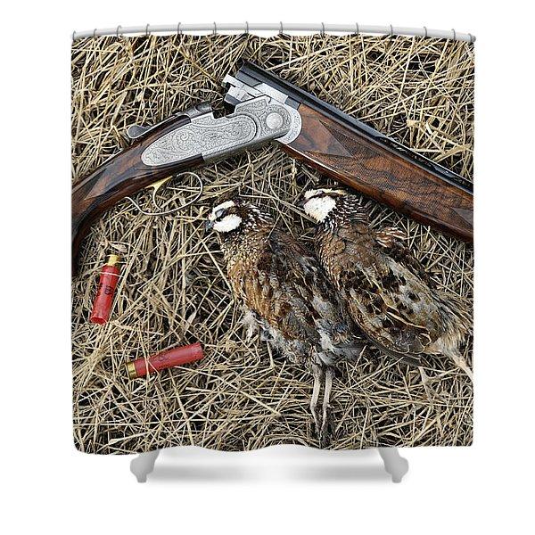 Beretta 28 Gauge - D005559 Shower Curtain