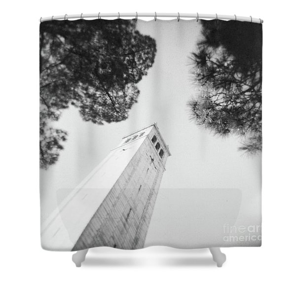 Berkeley Campanile Shower Curtain