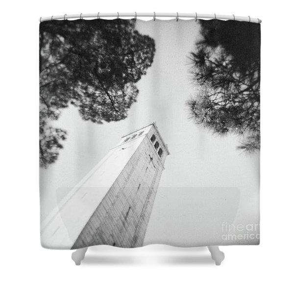 Berkeley Campanile Shower Curtain
