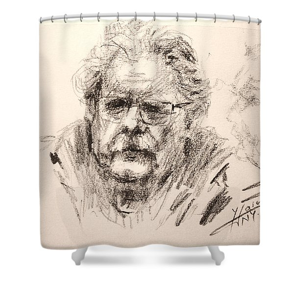 Bern Shower Curtain