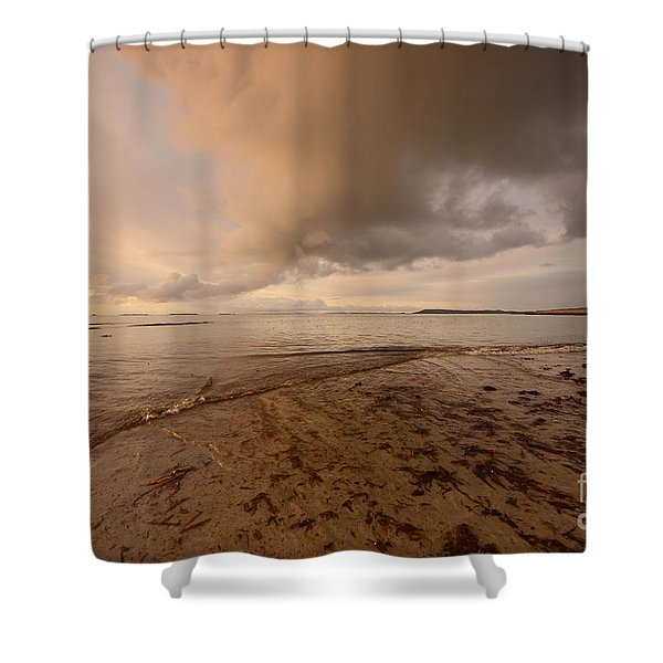 Berneray Dawn Shower Curtain
