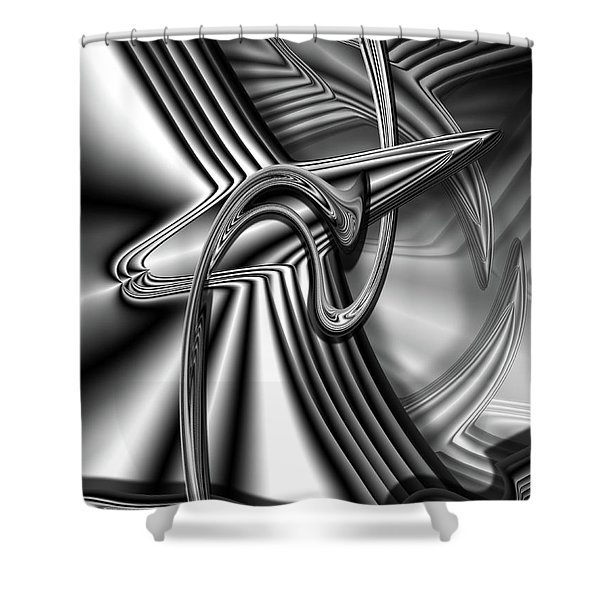 Betcha Don't One Time Shower Curtain