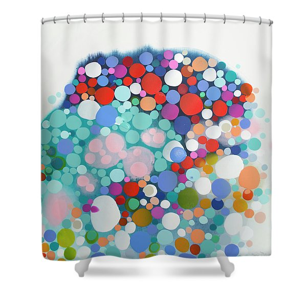 Beyond The Reef Shower Curtain