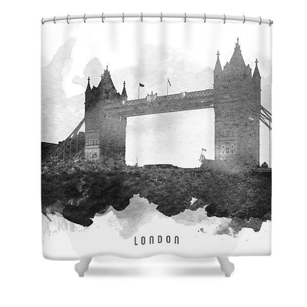 Big Ben London 11 Shower Curtain
