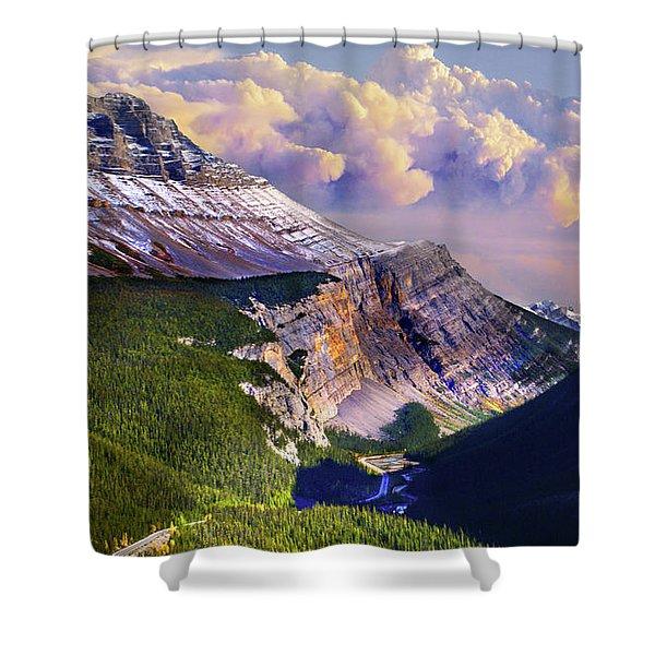 Big Bend Shower Curtain