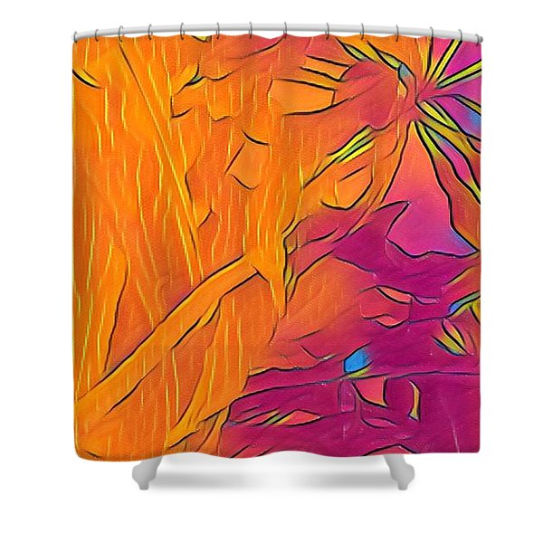Big Boy Electric Shower Curtain