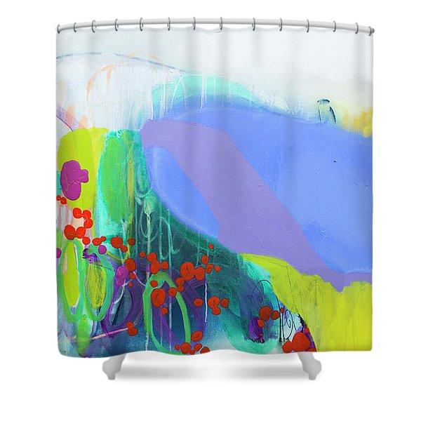 Big Day Shower Curtain