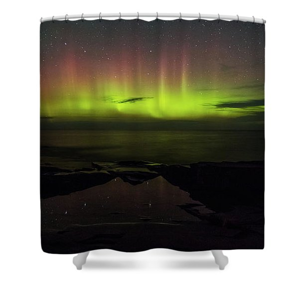 Shower Curtain featuring the photograph Big Dipper by Heather Kenward