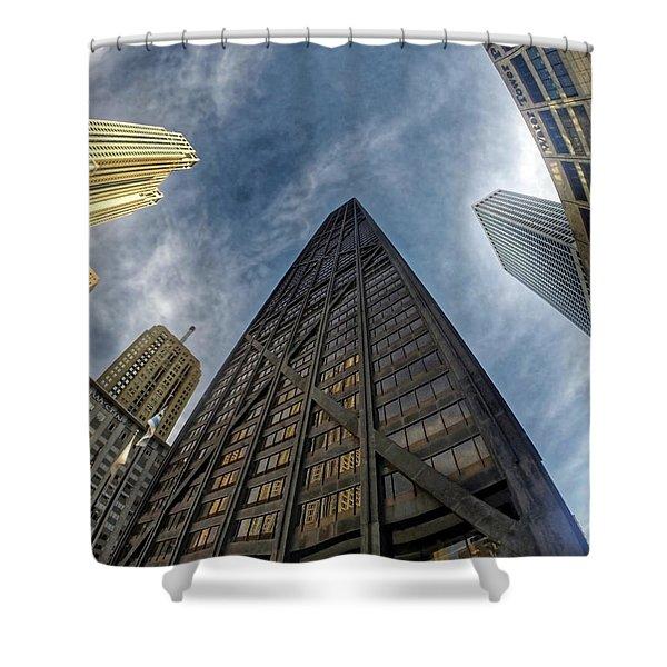 Big John Shower Curtain