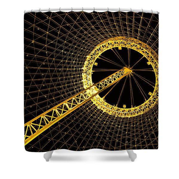 Big Tent Shower Curtain