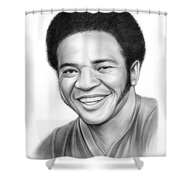 Bill Withers Shower Curtain