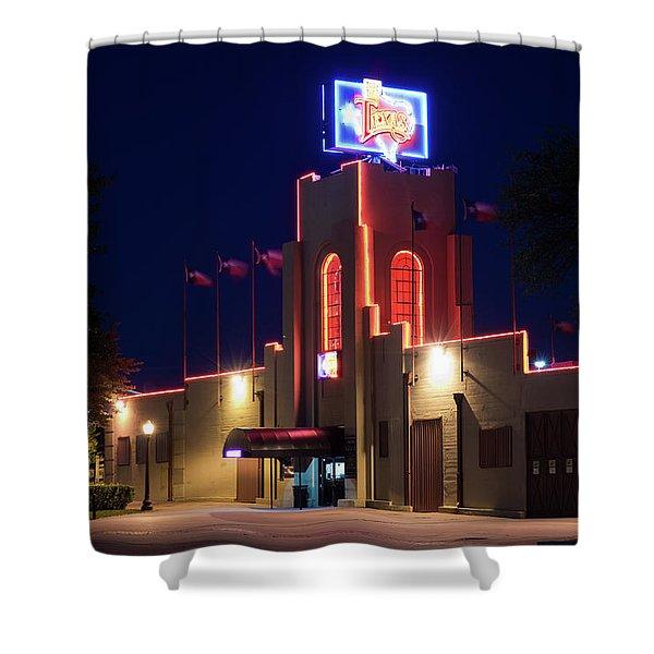 Billy Bob's Texas 33017 Shower Curtain
