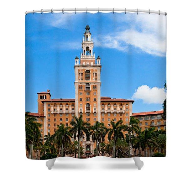 Biltmore Hotel Shower Curtain