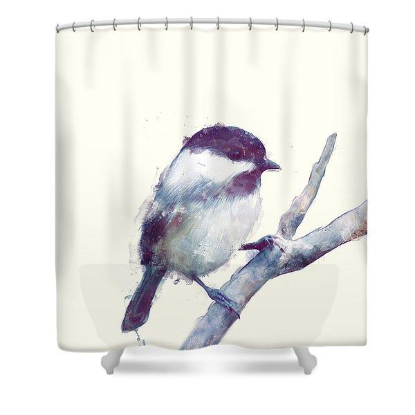Bird // Trust Shower Curtain