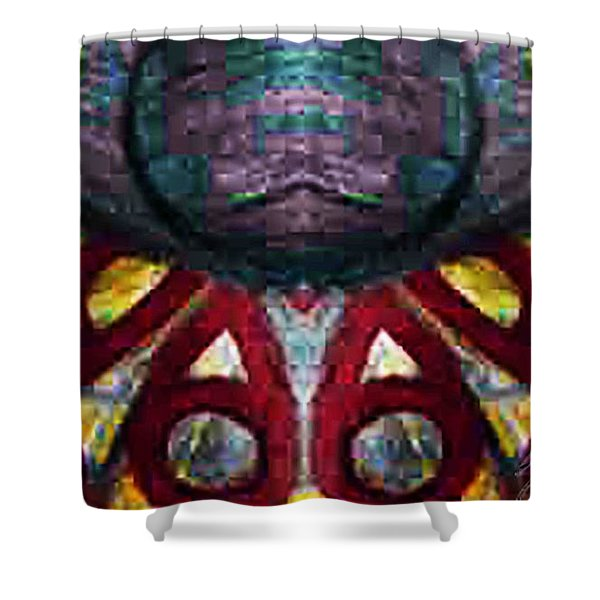 Birth Place Shower Curtain