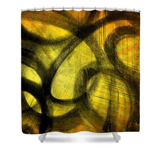 Biting Soul Shower Curtain