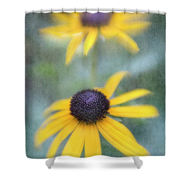 Blackeyed Susan Shower Curtain