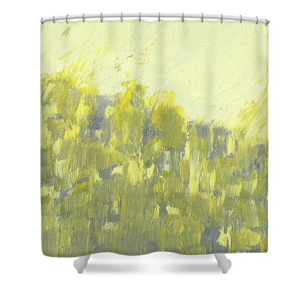 Bladverk I Motljus  - Sunlit Leafs_0158 Up To 76 X 51 Cm Shower Curtain
