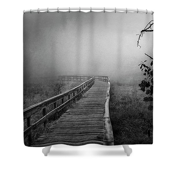 Blind Faith Shower Curtain