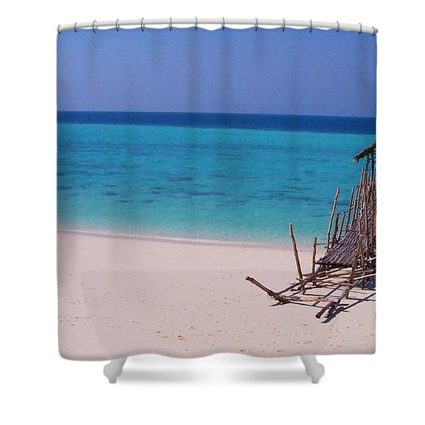 Blissflow Shower Curtain