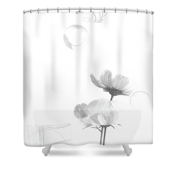 Bloom No. 1 Shower Curtain