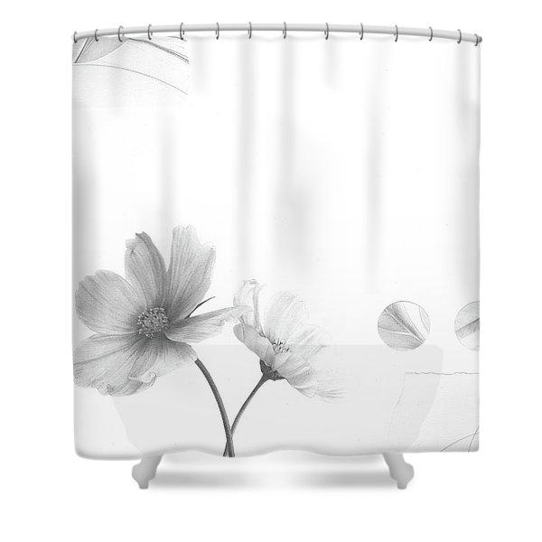Bloom No. 2 Shower Curtain