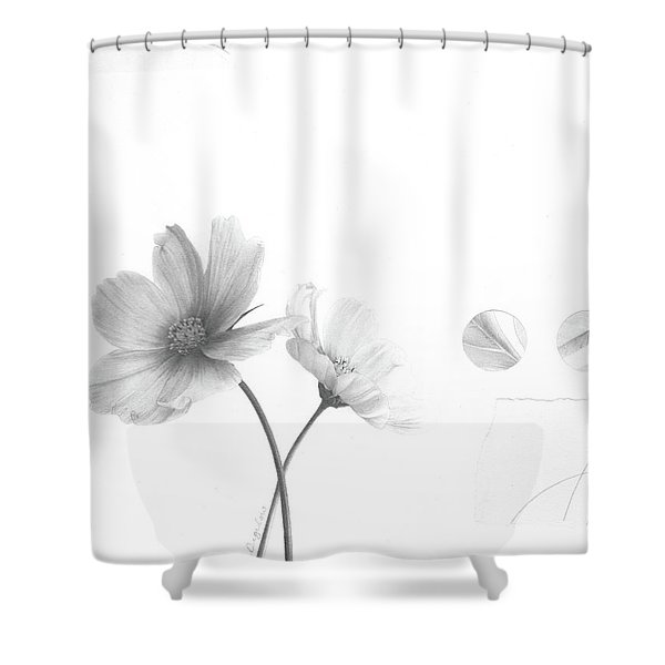 Bloom No. 2 Shower Curtain