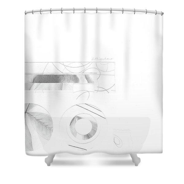 Bloom No. 4 Shower Curtain