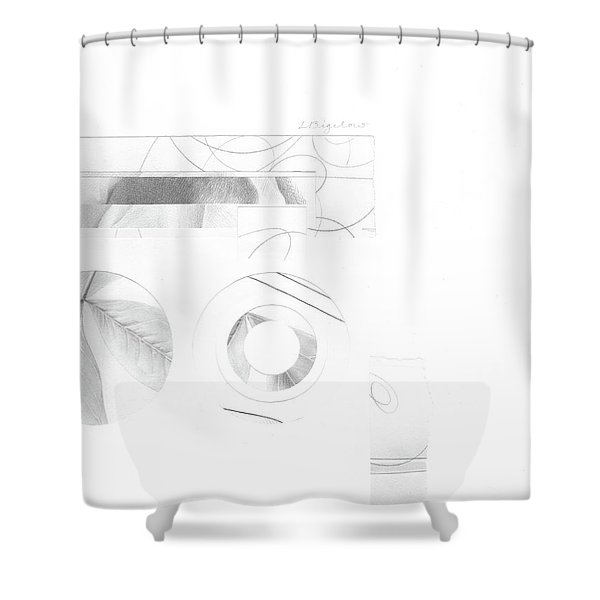 Bloom No. 4 Shower Curtain