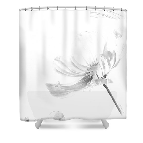 Bloom No. 8 Shower Curtain
