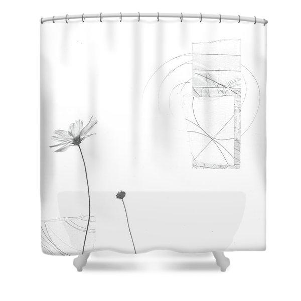 Bloom No. 10 Shower Curtain
