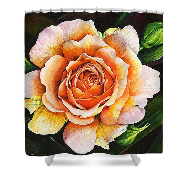 Blooming Marvellous Shower Curtain