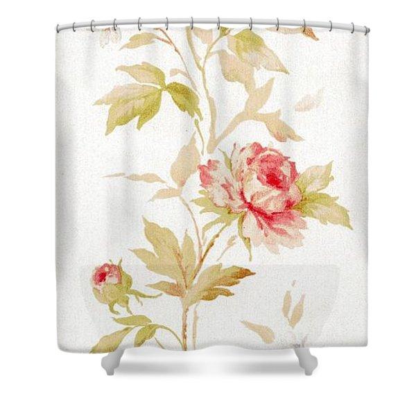 Blossom Series No.2 Shower Curtain