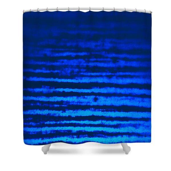 Blue Sea Dream Shower Curtain