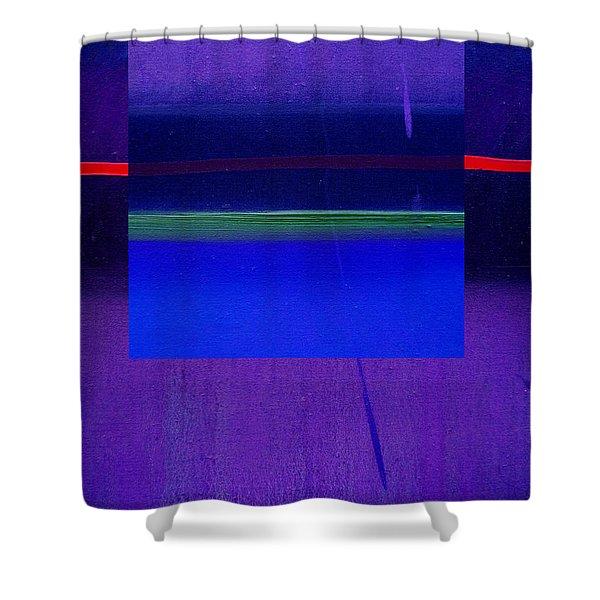 Bluescape Shower Curtain