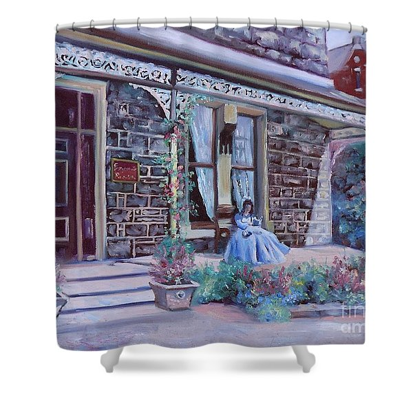Blythewood Grange Ballarat Shower Curtain