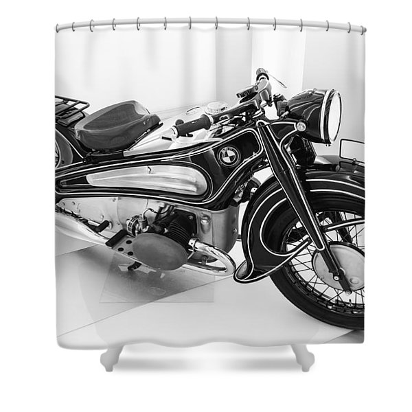 Bmw R7 1934 Prototype Shower Curtain