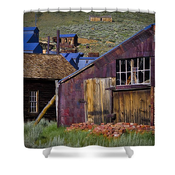 Bodie 18 Shower Curtain