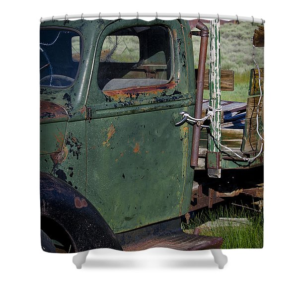Bodie 3 Shower Curtain